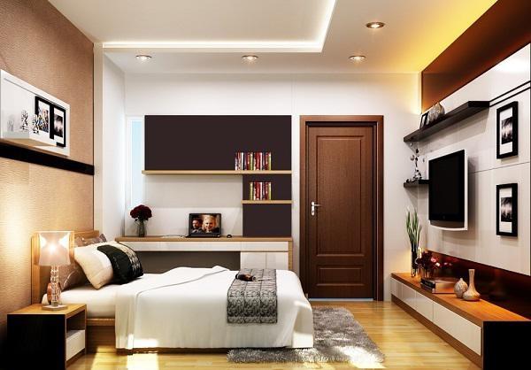 Quy tắc thiết kế phòng ngủ đẹp sang trọng, hợp phong thủy để luôn ngủ ngon, nhiều tài lộc