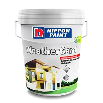 sơn lót ngoại thất weathergard sealer