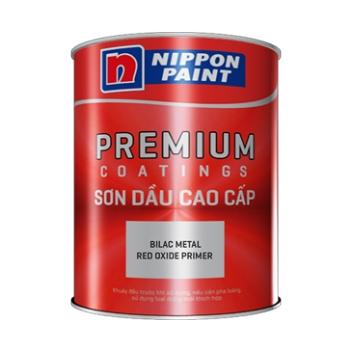Sơn Nippon Bilac Metal Red Oxide Primer(sơn lót kim loại)